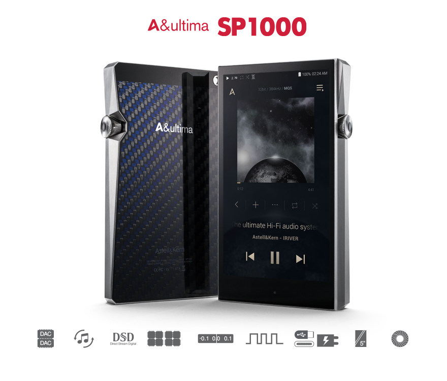 A&ultima SP1000 polska